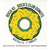 Boca 45 Boca's Club Donuts: BCD 45s 1-5