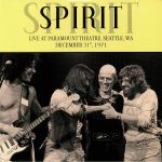 Live At Paramount Theatre Seattle WA December 31st 1971