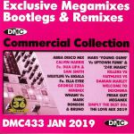 DMC Commercial Collection February 2019: Exclusive Megamixes Bootlegs & Remixes (Strictly DJ Only)