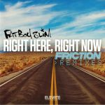 Right Here Right Now (Friction remixes)