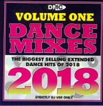 Volume One Dance Mixes: The Biggest Selling Extended Dance Hits Of 2018 (Strictly DJ Only)