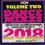 Volume Two Dance Mixes: The Biggest Selling Extended Dance Hits Of 2018 (Strictly DJ Only)