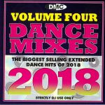 Volume Four Dance Mixes: The Biggest Selling Extended Dance Hits Of 2018 (Strictly DJ Only)