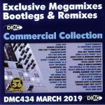 DMC Commercial Collection March 2019: Exclusive Megamixes Bootlegs & Remixes (Strictly DJ Only)