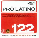 DMC Pro Latino 122: Italian Spanish & Global Latin Hits From Around The World (Strictly DJ Only)