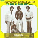 Cameroun Partout Vol 10: Ye Mot Ai Kare Mot (reissue)