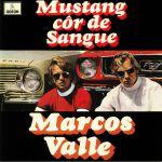 Mustang Cor De Sangue
