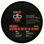Electro In The Key Of Detroit Vol 1