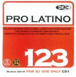 DMC Pro Latino 123: Italian Spanish & Global Latin Hits From Around The World (Strictly DJ Only)
