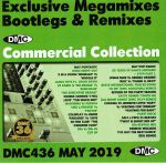 DMC Commercial Collection May 2019: Exclusive Megamixes Bootlegs & Remixes (Strictly DJ Only)