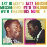 Art Blakey's Jazz Messengers With Thelonious Monk (reissue)