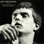 Live At University Of London Union February The 8th 1980