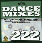 DMC Dance Mixes 222 (Strictly DJ Only)