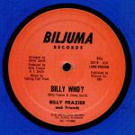 Billy Who? (reissue)