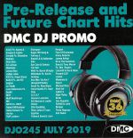 DMC DJ Promo July 2019: Pre Release & Future Chart Hits (Strictly DJ Only)