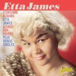 2 Original Albums: Etta James & Sings For Lovers Plus Bonus