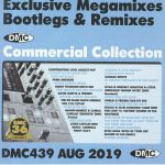 DMC Commercial Collection August 2019: Exclusive Megamixes Bootlegs & Remixes (Strictly DJ Only)