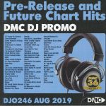 DMC DJ Promo August 2019: Pre Release & Future Chart Hits (Strictly DJ Only)