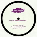 10 Years Of Bass Culture: Part 1