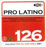 DMC Pro Latino 126: Italian Spanish & Global Latin Hits From Around The World (Strictly DJ Only)