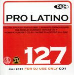 DMC Pro Latino 127: Italian Spanish & Global Latin Hits From Around The World (Strictly DJ Only)