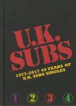 1977-2017: 40 Years Of UK Subs Singles