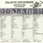 Galactic Zoo Dossier (reissue)