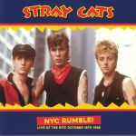 NYC Rumble! Live At The Ritz October 18th 1988
