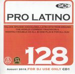 DMC Pro Latino 128: Italian Spanish & Global Latin Hits From Around The World (Strictly DJ Only)