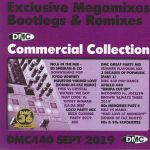 DMC Commercial Collection September 2019: Exclusive Megamixes Bootlegs & Remixes (Strictly DJ Only)