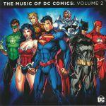 The Music Of DC Comics Vol 2 (reissue)