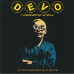 Freedom Of Choice: Live At The Orpheum Boston 1980 FM Broadcast