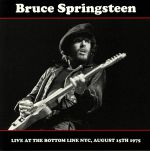 Live At The Bottom Line Nyc  August 15th 1975