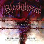 We Won't Be Forgotten: The Blackthorne Anthology