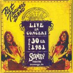 Live In Concert April 30th 1981 Stanley Theatre Pittsburgh PA