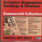 DMC Commercial Collection October 2019: Exclusive Megamixes Bootlegs & Remixes (Strictly DJ Only)