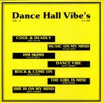 Dance Hall Vibe's Vol 1 (warehouse find, slight sleeve wear)