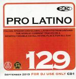 DMC Pro Latino 129: Italian Spanish & Global Latin Hits From Around The World (Strictly DJ Only)