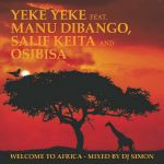 Welcome To Africa (DJ Simon Mix) (reissue)