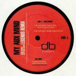 My AUX Mind (Cybotron, Egyptian Lover mixes) (black vinyl repress)