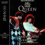 Queen Greatest Hits In Concert: Yoyogi Taiikukan Tokyo Japan 11th May 1985