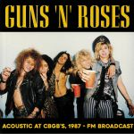 Acoustic At CBGBs 1987: FM Broadcast