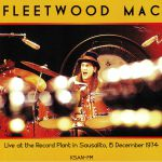 Live At The Record Plant In Sausalito 15 December 1974
