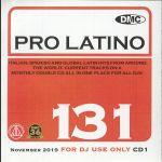 DMC Pro Latino 131: Italian Spanish & Global Latin Hits From Around The World (Strictly DJ Only)