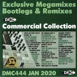DMC Commercial Collection January 2020: Exclusive Megamixes Bootlegs & Remixes (Strictly DJ Only)