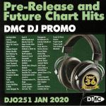 DMC DJ Promo January 2020: Pre Release & Future Chart Hits (Strictly DJ Only)