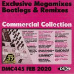 DMC Commercial Collection February 2020: Exclusive Megamixes Bootlegs & Remixes (Strictly DJ Only)