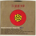 "Timmion Records 7"" Singles Box Vol 5"