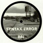Syntax Error 001