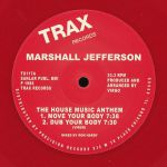 The House Music Anthem (reissue)